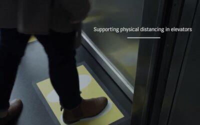 Elevator etiquette during COVID-19